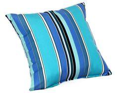 Have to have it. Comfort Classics 16 x 16 in. Sunbrella Pillow - $59.99 @hayneedle