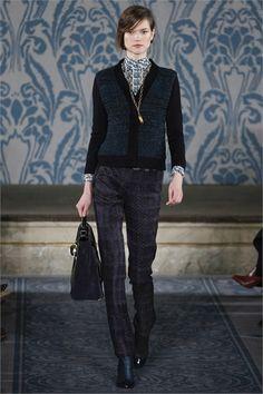 Sfilata Tory Burch New York - Collezioni Autunno Inverno 2013-14 - Vogue