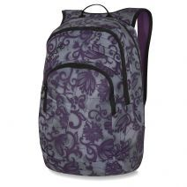 Dakine ISIS Rucksack (23L) Lacey: Der ISIS Rucksack für Girls wurde für Schule, Sport und Freizeit konzipiert. Er verfügt über ein gepolstertes Laptopfach und ein Nassfach, für z.B. deine feuchten Badesachen oder Kosmetikartikel! Der Dakine ISIS Pack ist mit einem Organizerfach inklusive Stiftehalterungen, 2 samtgefütterte Fächer für Handy, MP3 ud einer RV Tasche ausgestattet. Er eignet sich super als Schulrucksack bzw. Schulranzen oder auch als sportlicher Begleiter für die Uni.