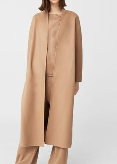 casual summer outfits for women Cashmere Fabric, Cashmere Coat, Modest Fashion, Fashion Outfits, Womens Fashion, Fashion Fashion, Fashion Scarves, Mode Outfits, 1950s Fashion