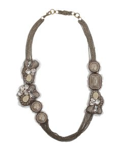 Fiorentino Necklace by Bea Valdes