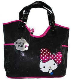 0820f6d065 Sanrio Big Ribbon Hello Kitty Tote Bag Hello Kitty