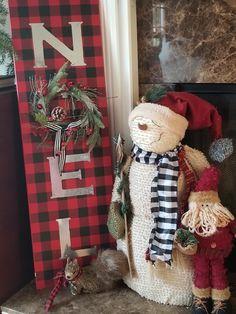 Ladder Decor, Christmas, Home Decor, Xmas, Decoration Home, Room Decor, Navidad, Noel, Home Interior Design