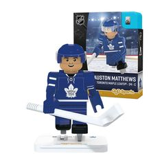 Auston Matthews Toronto Maple Leafs OYO Sports Player Figurine