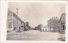 RP: Main Street (dirt) , WALDO , Wisconsin , 00-10s