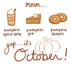 yup...it's October! (although a head start for these things in September wouldn't hurt)