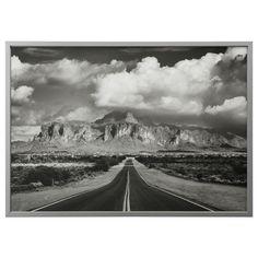 BJÖRKSTA, Gerahmtes Bild, Superstition Mountains, USA, aluminiumfarben Jetzt bestellen unter: https://moebel.ladendirekt.de/dekoration/bilder-und-rahmen/bilder/?uid=798c2030-b659-5124-8dda-ab5673caad09&utm_source=pinterest&utm_medium=pin&utm_campaign=boards #bilder #rahmen #dekoration