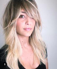 15 Trendy Ideas For Hair Cuts Popular Haircuts Latest pins Medium Blonde Hair, Medium Hair Cuts, Medium Hair Styles, Short Hair Styles, Medium Cut, Long Shag Haircut, Shaggy Haircuts, Layered Haircuts, Shaggy Long Hair
