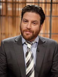 Food Network Chefs | Get to know Chopped judge Scott Conant.