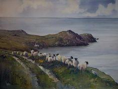Paul Holmes, Antrim, Ireland Antrim Ireland, Irish Art, Art Gallery, Artists, Painting, Art Museum, Painting Art, Paintings, Painted Canvas