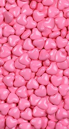$11.89 Light Pink Hearts Sweet Shapes 1 LB Bag