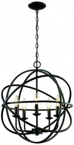 This wonderful picture collections about Hankinson Candle Style Globe Chandelier is available to d Modern Farmhouse Lighting, Farmhouse Light Fixtures, Farmhouse Chandelier, Dining Room Light Fixtures, Bar Light Fixtures, Bathroom Chandelier, Globe Chandelier, 5 Light Chandelier, Modern Chandelier