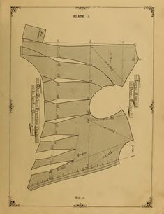 What We Did When The Power Went Out (Sewing In Walden): Large Size Dress Bodice (1890)