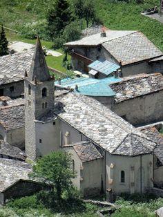 #Bonneval sur Arc : un authentique #village de #Savoie