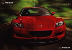 https://flic.kr/p/HykCt9 | Mazda models 2003  (Australia)