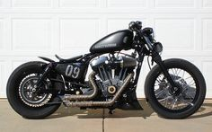 HD Custom Sportster