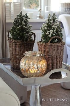 Sfeervolle Kerst Decoraties  ♥  Lovely Christmas Decorations
