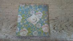 Hand made book  decorative paper  pamphlet by BookBindingBirdy, $12.00