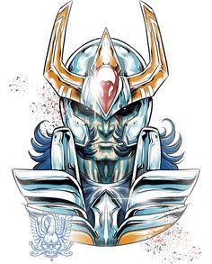 Manga Anime, Anime Art, Egypt Concept Art, Knights Of The Zodiac, Blue Anime, Anime Tattoos, One Piece Anime, Illustration Sketches, Comic Artist
