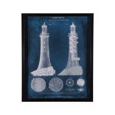 Lighthouse Blueprint - Ethan Allen US