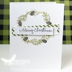 Holiday Cards from Stampin Up
