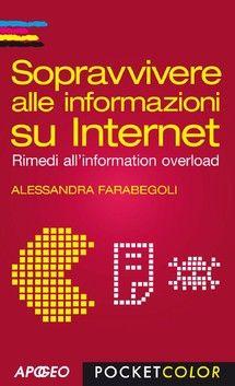 """e mi son regalata il libro della @alebegoli per """"Sopravvivere alle informazioni su Internet"""" :) Internet, Social Media, Reading, Books, Libros, Book, Reading Books, Social Networks, Book Illustrations"""