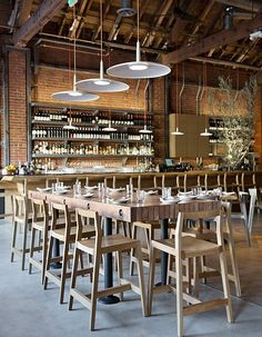 It's all about the flame at Los Angeles's Odys + Penelope restaurant