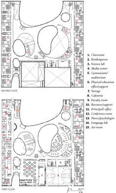 download.blog 371×618 pixels Architecture Concept Drawings, Architecture Plan, Interior Architecture, Library Floor Plan, Collaborative Space, Museum Plan, Kindergarten Design, Architectural House Plans, Graduation Project