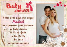 Invitaciones Para Baby Shower Originales Tarjetas X 24 U - $ 96,00 ...