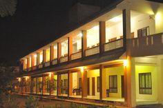 Bharatpur #hotel night view.