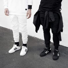 Menstyle: Outfit Ideas to Wear Adidas Superstar Adidas Superstar Look, Basic Fashion, Urban Fashion, Teen Fashion, Fashion Trends, Fashion Ideas, Streetwear, Looks Adidas, Urban Outfits
