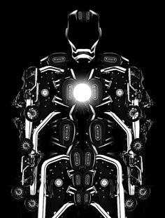 FANTASMAGORIK® IRON MAN by obery nicolas