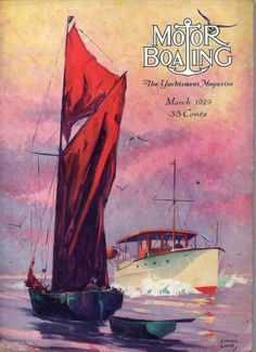 Motor Boating March 1929