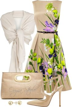 """""""Easter Dinner"""" by orysa on Polyvore"""