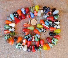 African Wedding Beads