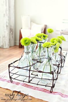 Ideas para decorar con botellas y tarros de cristal Blog Tendencias y decoración