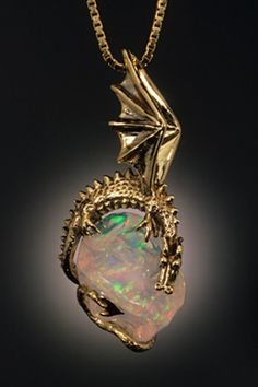dragon opal