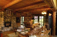 cottage home interiors stone fireplace kitchen wooden kitchen cabinet modern kitchen design subway