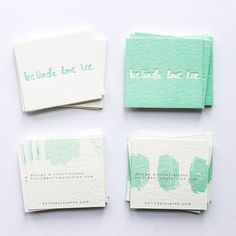 Love her hand lettering, check her out Belinda Love Lee!!!