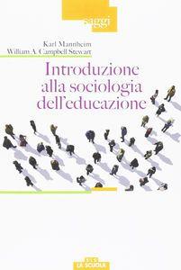 download INTRODUZIONE ALLA SOCIOLOGIA DELL'EDUCAZIONE pdf epub mobi
