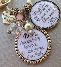 Mother of the BRIDE gift / MOTHER of the GROOM