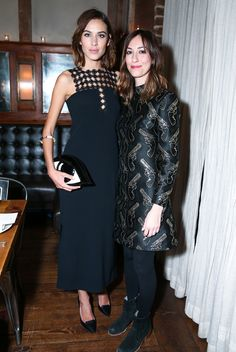 Models, Designers, and Olympians Join MyTheresa and Style.com for a Family Dinner at Locanda Verde