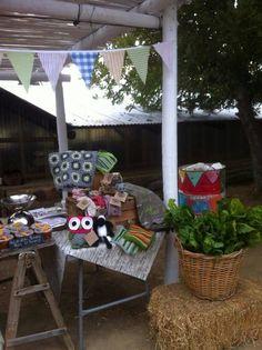 Crafts for sale at Prince Albert market