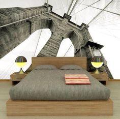 Diseño de habitación de hotel // Hotel room design