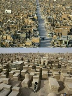 Valley of Peace, Iraq Cementary