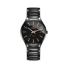 Rado True Automatic Mens Watch is available to buy in our range of watches. Swiss Made Watches, Fine Watches, Watches For Men, Wrist Watches, Luxury Watches, Rolex Watches, Diamond Watches, Analog Watches, Big Ben