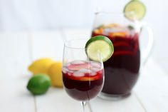 Tomorrow is my cousin's birthday and since he asked me to come up with a good Sangria recipe a few days ago, I am posting this article for him today! :)
