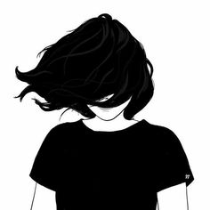 Pin by waad on tags in 2019 art dessin, illustration graphiq Art And Illustration, Girl Illustrations, Sad Girl Drawing, Tattoo Girl Wallpaper, Art Sketches, Art Drawings, Foto Blog, Art Graphique, Art Inspo