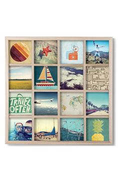Free shipping and returns on UMBRA 'Gridart' Photo Frame at Nordstrom.com. Create a collage of favorite snapshots, postcards and artwork for a personalized conversation piece that commemorates a memorable trip, special occasion or treasured relationship.