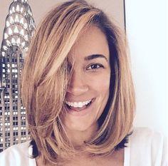 Jana Ina Zarrella hat eine neue Frisur